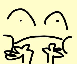 A sith pretending to be a jedi