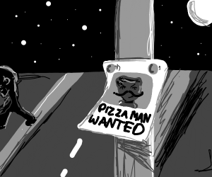 Pizza chef is on the loose!!