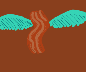 Bacon with Wings
