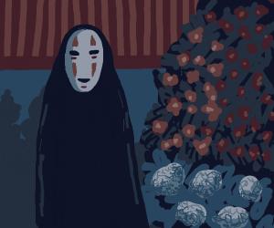 Kaonashi (No-Face) Spirited Away