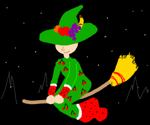 Fruit Witch