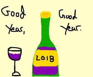 2018 Wine