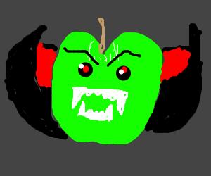 vampire green apple