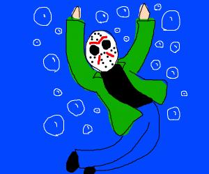 jason underwater