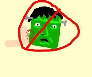 Stop Frankenstein Abuse