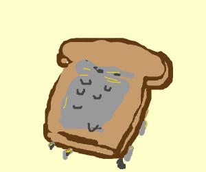 Greasy Toast
