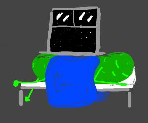 Sleeping Pickle