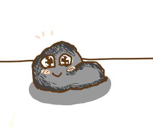 cute rock