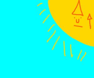 Gnome sun