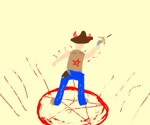 Cowboy Satan