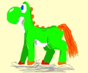 Horse Yoshi