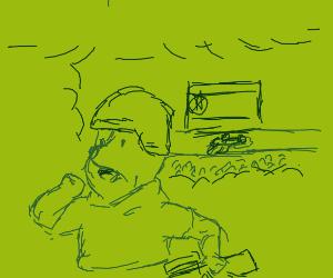 winnie the pooh starting WW3