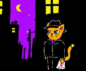 a cat spy on operation P.A.W.