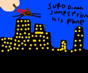 Su-poo-man!