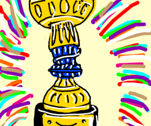 Happy Trophy