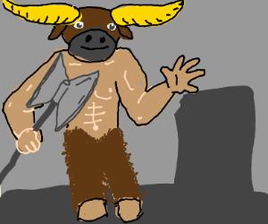 An Ox Man