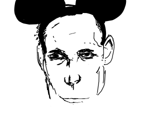 Russian Mickey Mouse