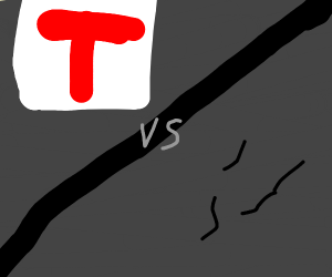 T Series vs.... wobbly lines?