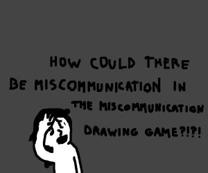 Girl sad that all games derail