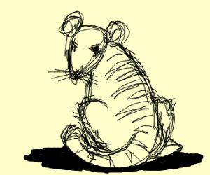 Mouse cat hybrid