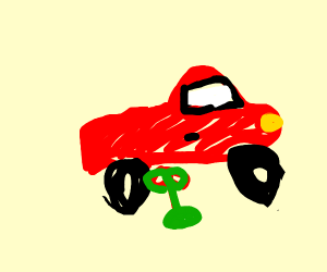 car with a PP