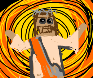 angsty jesus