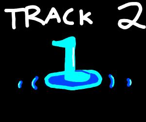Album Cover - Track #2