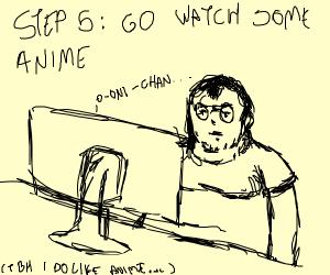 step 4 GO TO REHAB