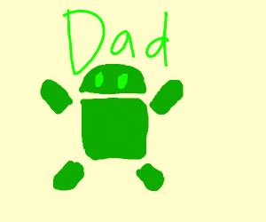 alien daddy
