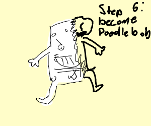 Step 5: Forget the steps and keep going