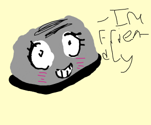 Friendly toaster