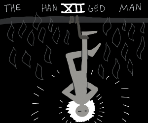 The Hanged Man (tarot card)