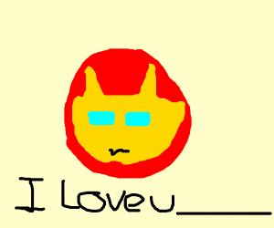 I love you 3000 (Ironman)
