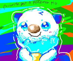 Favorite gen 5 pokemon PIO