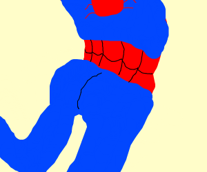 Thicc Spider-Man