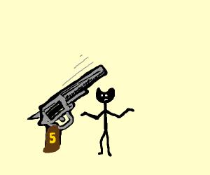 Six Pistol 5 Teasing Mista