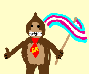 donky kong says trans rights