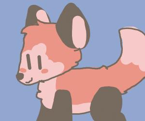 Cutesy Fox