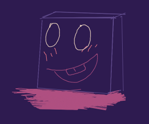 Smiling Cube