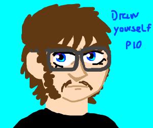 Draw Yourself - PIO