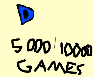 drawception 5000 games in progress out of 10k