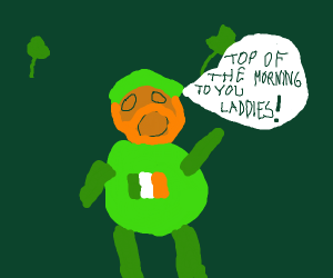 jacksepticguy potato man in green jumpsuit