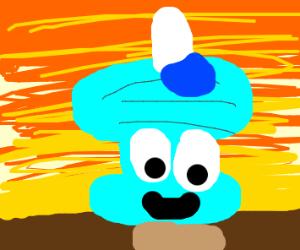 "Squidward From ""SpongeBob"""