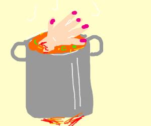 Hand stew