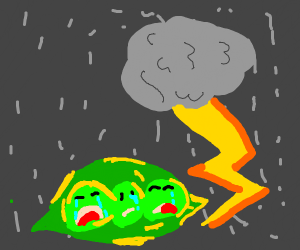 Peas in a Storm