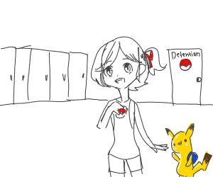 Pokemon High School