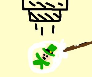 Leprechaun Candy Maker
