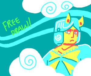 It's a free draw!