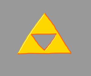 triforce from zelda
