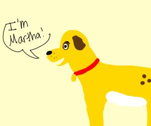 martha speaks (the show)